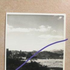 Fotografía antigua: FOTOGRAFÍA DE NOVAL. CANTABRIA. FOTO AÑOS 60.. Lote 178586355