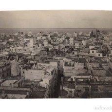 Fotografía antigua: CÁDIZ.- VISTA GENERAL. 11,2X8.. Lote 178682202