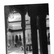 Fotografía antigua: ANTIGUA FOTOGRAFIA. 1964. GRANADA. ALHAMBRA. 7 X 10CM. Lote 178751901