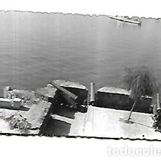 Fotografía antigua: ANTIGUA FOTOGRAFIA. 1963. CORUÑA. 6 X 9CM.. Lote 178844785