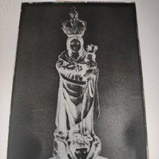 Fotografía antigua: SANTIAGO COMPOSTELA NTRA SRA DE LA ESCLAVITUD ANTIGUO CLICHE NEGATIVO EN VIDRIO. Lote 178912743