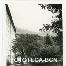 Fotografía antigua: FOTO ORIGINAL BETELU VISTA DE LA POBLACION NAVARRA AÑO 1957. Lote 178949561