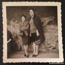 Fotografía antigua: CTC - MUJERES POSANDO - FOTOGRAFIA VINTAGE . Lote 179028200