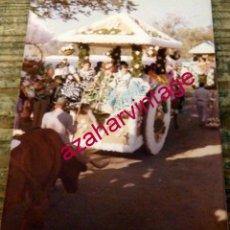 Fotografía antigua: DOS HERMANAS, ANTIGUA FOTOGRAFIA ROMERIA DE VALME,88X126MM. Lote 179946631