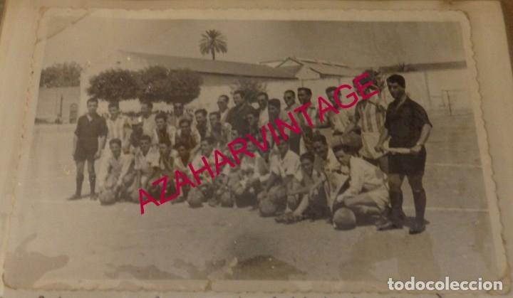 SEVILLA, AÑOS 50, CLUB DEPORTIVO ESPERANZA DE TRIANA, 140X90MM, MUY RARA (Fotografía Antigua - Fotomecánica)