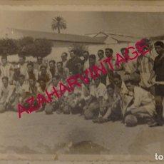 Fotografía antigua: SEVILLA, AÑOS 50, CLUB DEPORTIVO ESPERANZA DE TRIANA, 140X90MM, MUY RARA. Lote 179948233