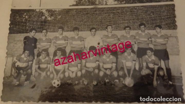 SEVILLA, 1969, CLUB DEPORTIVO ESPERANZA DE TRIANA, 105X75MM, MUY RARA (Fotografía Antigua - Fotomecánica)