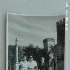 Fotografía antigua: FOTO DE FAMILIA EN JEREZ DE LA FRONTERA. 1963. Lote 180031481