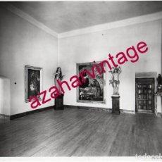Fotografía antigua: VALLADOLID, 1933, MUSEO NACIONAL DE ESCULTURA, FOT.GARAY, RARA, 230X175MM. Lote 180090953