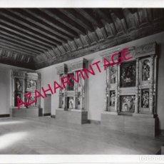 Fotografía antigua: VALLADOLID, 1933, MUSEO NACIONAL DE ESCULTURA, FOT.GARAY, RARA, 230X175MM. Lote 180093112