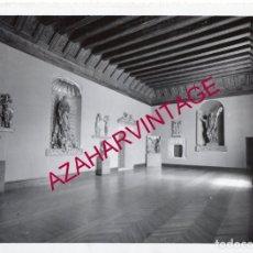 Fotografía antigua: VALLADOLID, 1933, MUSEO NACIONAL DE ESCULTURA, FOT.GARAY, RARA, 230X175MM. Lote 180094815