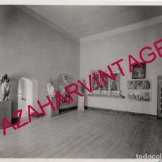 Fotografía antigua: VALLADOLID, 1933, MUSEO NACIONAL DE ESCULTURA, FOT.GARAY, RARA, 230X175MM. Lote 180095075