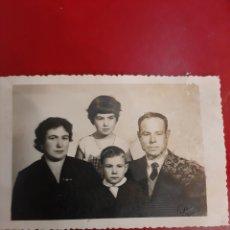 Fotografía antigua: LUGO FOTO FAMILIAR FOTO. Lote 180119006