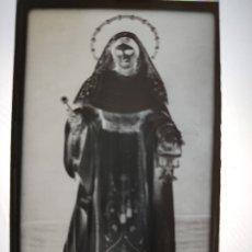 Fotografía antigua: SEVILLA STA MARTA ANTIGUO CLICHE NEGATIVO EN CRISTAL. Lote 180209700