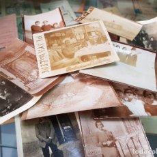 Fotografía antigua: ANTIGUAS FOTOGRAFIAS RESTAURANTE LA PEPICA MALVARROSA VALENCIA. Lote 180314617