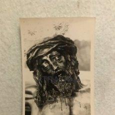 Fotografía antigua: SEMANA SANTA SEVILLA. CRISTO DEL AMOR. FOTO: SERRANO.. Lote 180403823