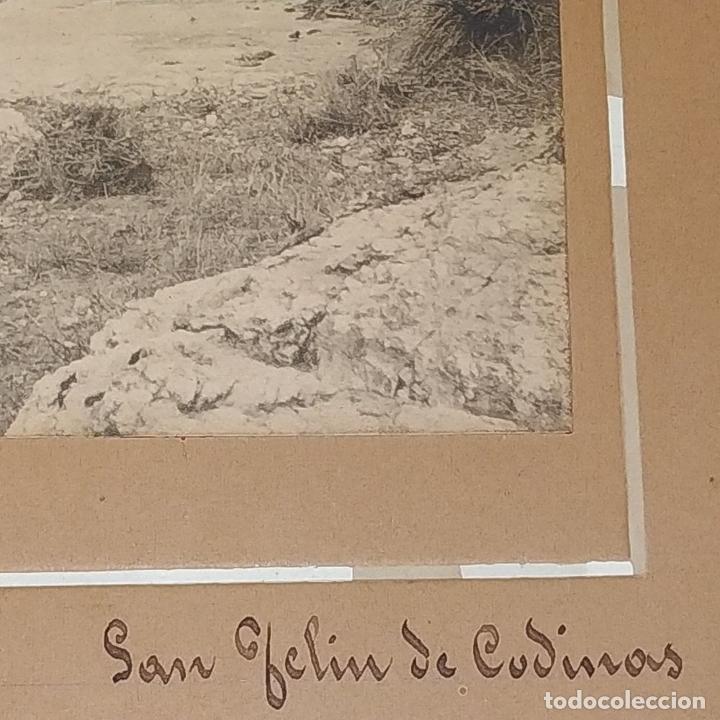 Fotografía antigua: SANT FELIU DE CODINES. FOTOGRAFÍA ARTISTICA. ESPAÑA. FIN SIGLO XIX - Foto 5 - 180871431