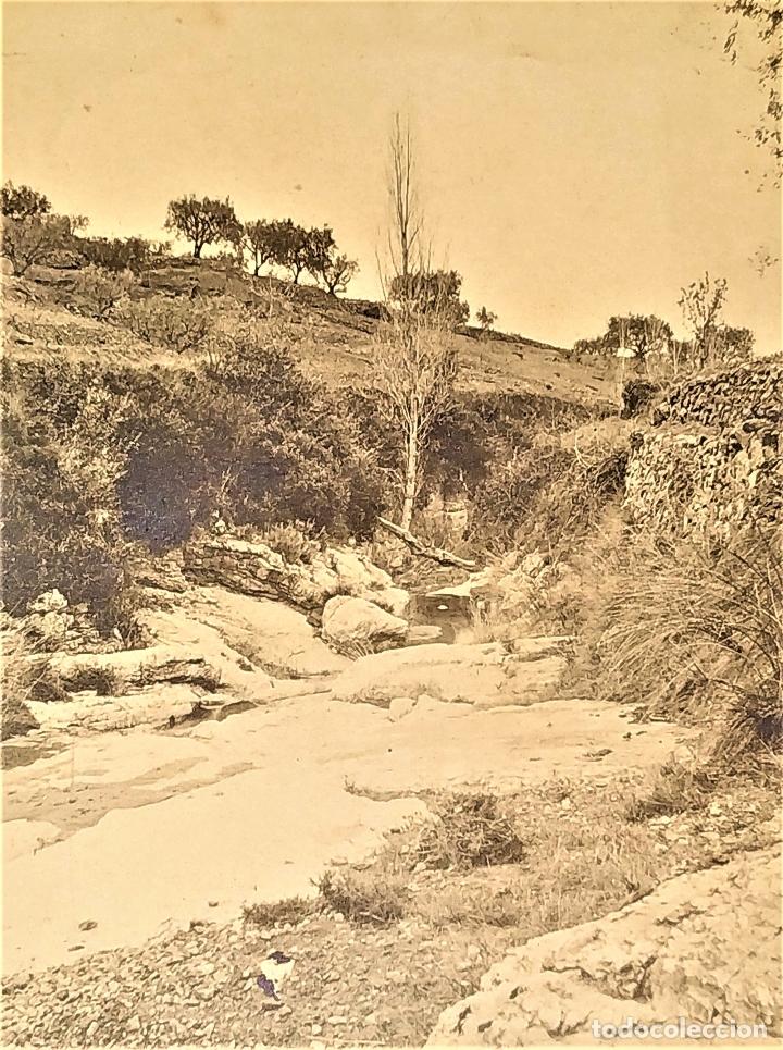 SANT FELIU DE CODINES. FOTOGRAFÍA ARTISTICA. ESPAÑA. FIN SIGLO XIX (Fotografía Antigua - Fotomecánica)