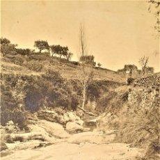 Fotografía antigua: SANT FELIU DE CODINES. FOTOGRAFÍA ARTISTICA. ESPAÑA. FIN SIGLO XIX. Lote 180871431