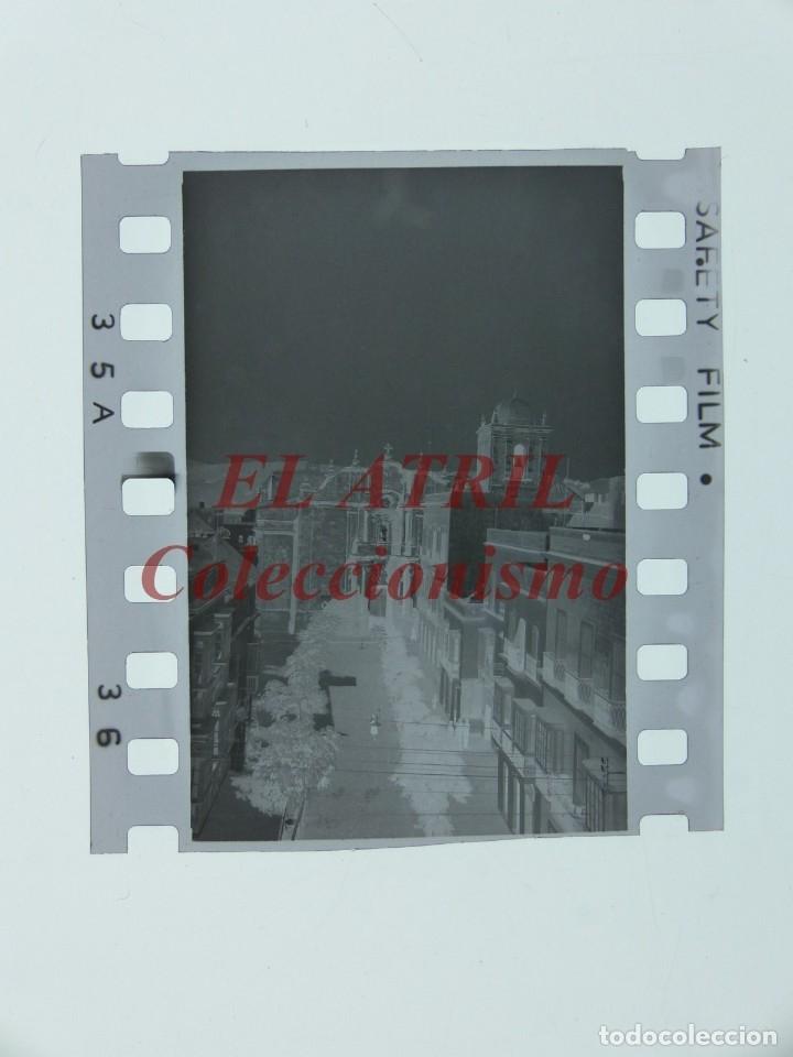 Fotografía antigua: TARIFA, CADIZ - 17 CLICHES ORIGINALES, AÑOS 1940-50 - 35 MILIMETROS, VER FOTOS ADICIONALES - Foto 2 - 180930622