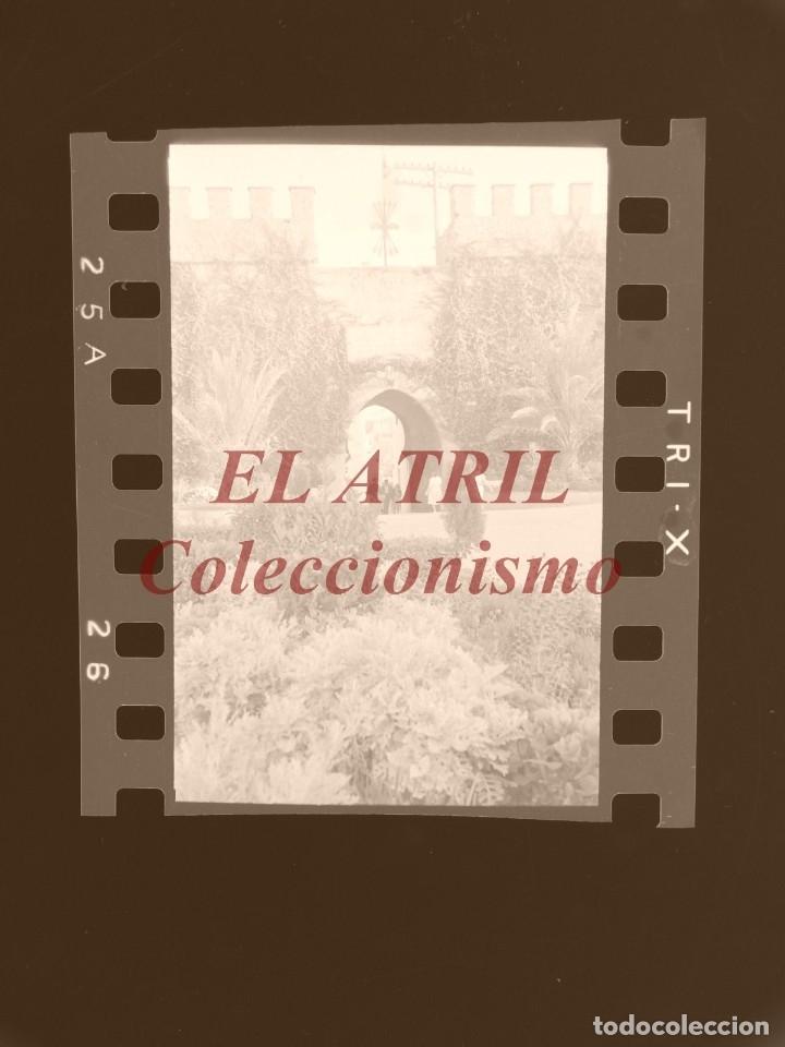 Fotografía antigua: TARIFA, CADIZ - 17 CLICHES ORIGINALES, AÑOS 1940-50 - 35 MILIMETROS, VER FOTOS ADICIONALES - Foto 4 - 180930622
