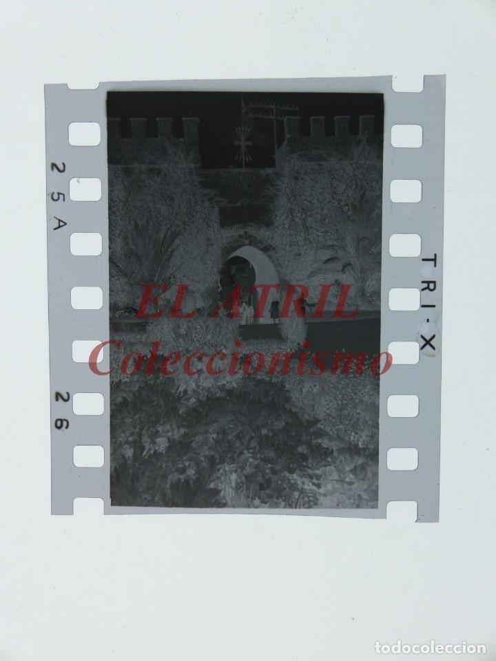 Fotografía antigua: TARIFA, CADIZ - 17 CLICHES ORIGINALES, AÑOS 1940-50 - 35 MILIMETROS, VER FOTOS ADICIONALES - Foto 5 - 180930622
