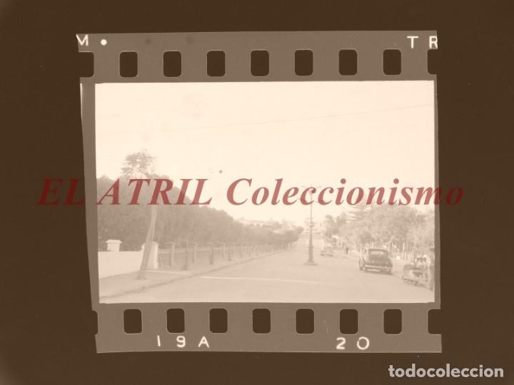 Fotografía antigua: TARIFA, CADIZ - 17 CLICHES ORIGINALES, AÑOS 1940-50 - 35 MILIMETROS, VER FOTOS ADICIONALES - Foto 7 - 180930622