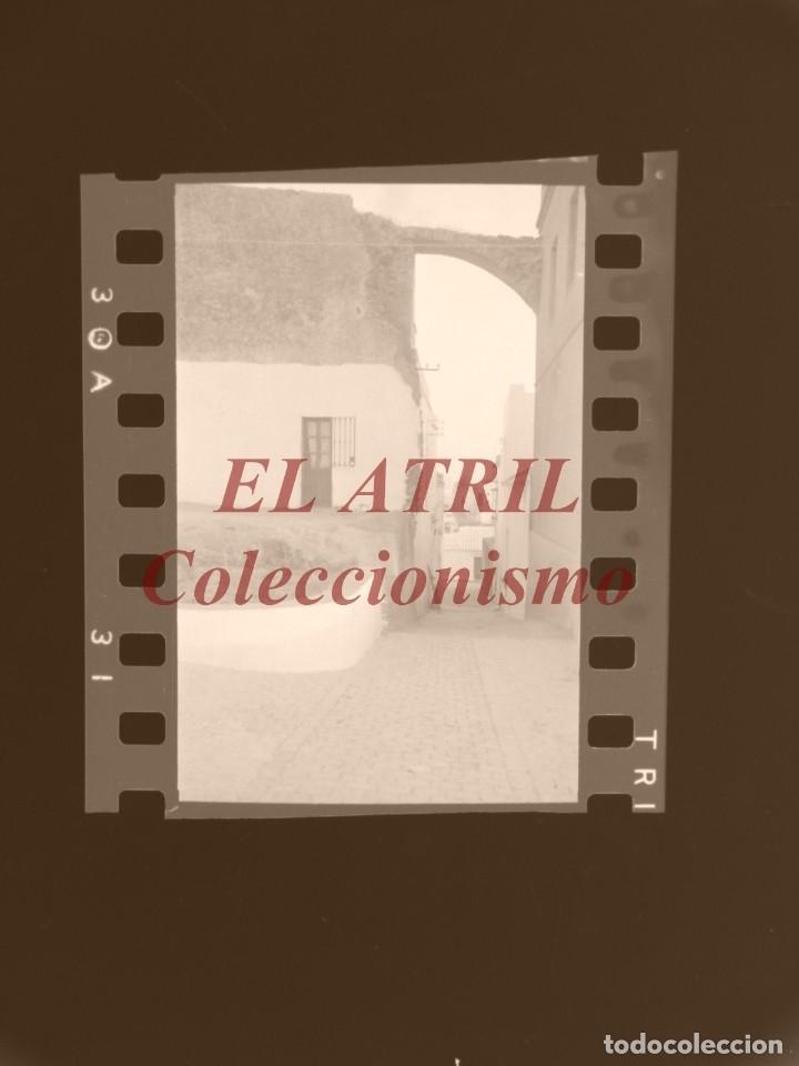 Fotografía antigua: TARIFA, CADIZ - 17 CLICHES ORIGINALES, AÑOS 1940-50 - 35 MILIMETROS, VER FOTOS ADICIONALES - Foto 10 - 180930622
