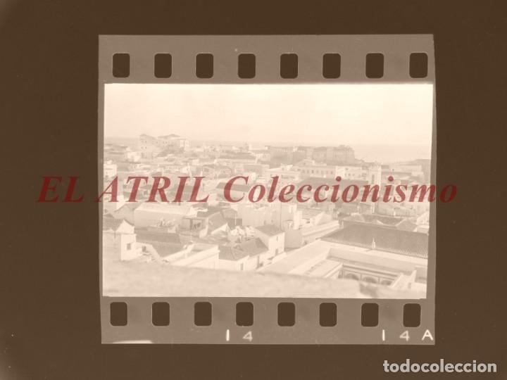 Fotografía antigua: TARIFA, CADIZ - 17 CLICHES ORIGINALES, AÑOS 1940-50 - 35 MILIMETROS, VER FOTOS ADICIONALES - Foto 13 - 180930622