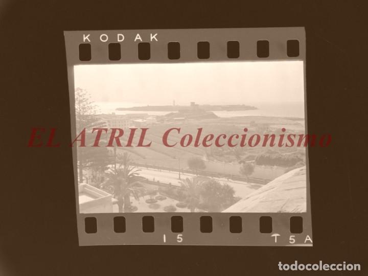 Fotografía antigua: TARIFA, CADIZ - 17 CLICHES ORIGINALES, AÑOS 1940-50 - 35 MILIMETROS, VER FOTOS ADICIONALES - Foto 16 - 180930622