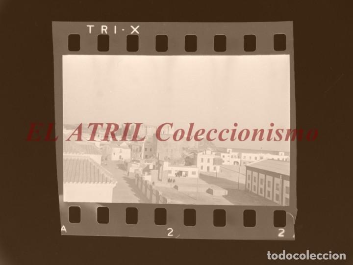 Fotografía antigua: TARIFA, CADIZ - 17 CLICHES ORIGINALES, AÑOS 1940-50 - 35 MILIMETROS, VER FOTOS ADICIONALES - Foto 22 - 180930622