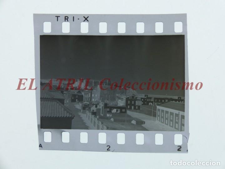 Fotografía antigua: TARIFA, CADIZ - 17 CLICHES ORIGINALES, AÑOS 1940-50 - 35 MILIMETROS, VER FOTOS ADICIONALES - Foto 23 - 180930622