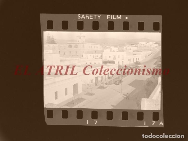 Fotografía antigua: TARIFA, CADIZ - 17 CLICHES ORIGINALES, AÑOS 1940-50 - 35 MILIMETROS, VER FOTOS ADICIONALES - Foto 25 - 180930622