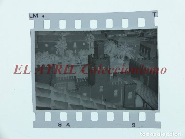 Fotografía antigua: TARIFA, CADIZ - 17 CLICHES ORIGINALES, AÑOS 1940-50 - 35 MILIMETROS, VER FOTOS ADICIONALES - Foto 32 - 180930622