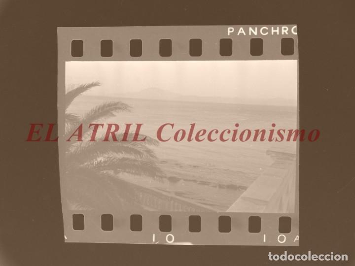 Fotografía antigua: TARIFA, CADIZ - 17 CLICHES ORIGINALES, AÑOS 1940-50 - 35 MILIMETROS, VER FOTOS ADICIONALES - Foto 40 - 180930622