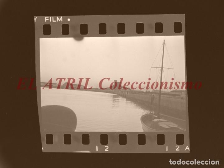 Fotografía antigua: TARIFA, CADIZ - 17 CLICHES ORIGINALES, AÑOS 1940-50 - 35 MILIMETROS, VER FOTOS ADICIONALES - Foto 42 - 180930622