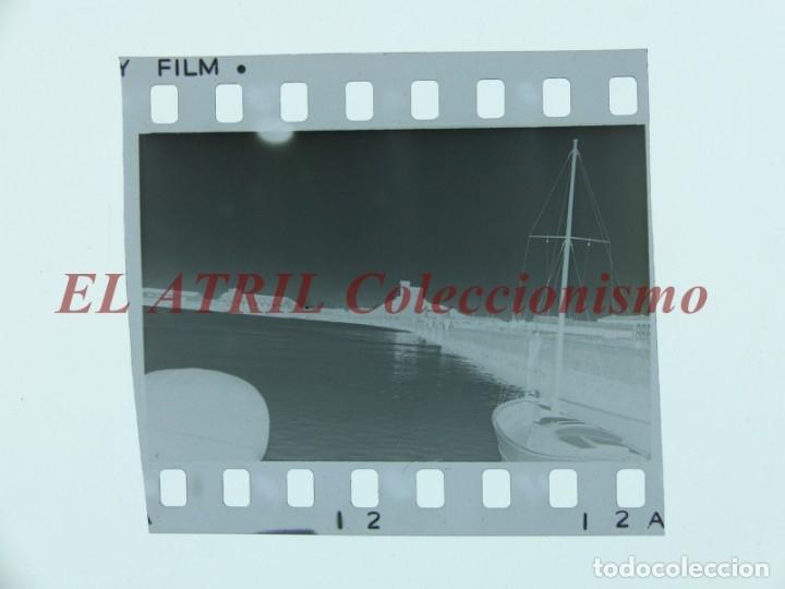 Fotografía antigua: TARIFA, CADIZ - 17 CLICHES ORIGINALES, AÑOS 1940-50 - 35 MILIMETROS, VER FOTOS ADICIONALES - Foto 43 - 180930622
