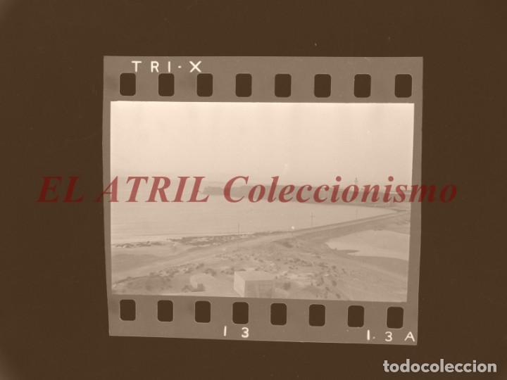 Fotografía antigua: TARIFA, CADIZ - 17 CLICHES ORIGINALES, AÑOS 1940-50 - 35 MILIMETROS, VER FOTOS ADICIONALES - Foto 44 - 180930622