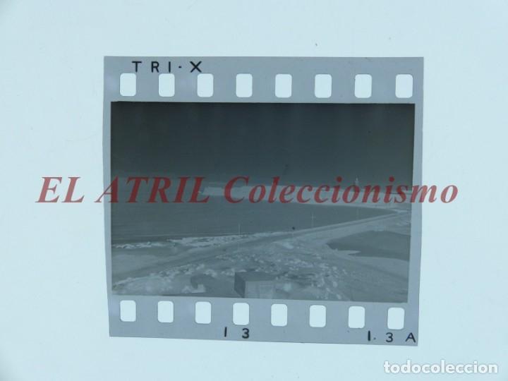 Fotografía antigua: TARIFA, CADIZ - 17 CLICHES ORIGINALES, AÑOS 1940-50 - 35 MILIMETROS, VER FOTOS ADICIONALES - Foto 45 - 180930622