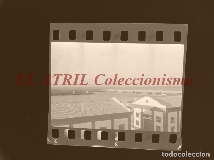 Fotografía antigua: TARIFA, CADIZ - 17 CLICHES ORIGINALES, AÑOS 1940-50 - 35 MILIMETROS, VER FOTOS ADICIONALES - Foto 46 - 180930622