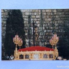 Fotografía antigua: SEMANA SANTA SEVILLA. CRISTO DE LAS MISERICORDIAS, STA. CRUZ. AÑOS 80. 15 X 20 CM.. Lote 180938768