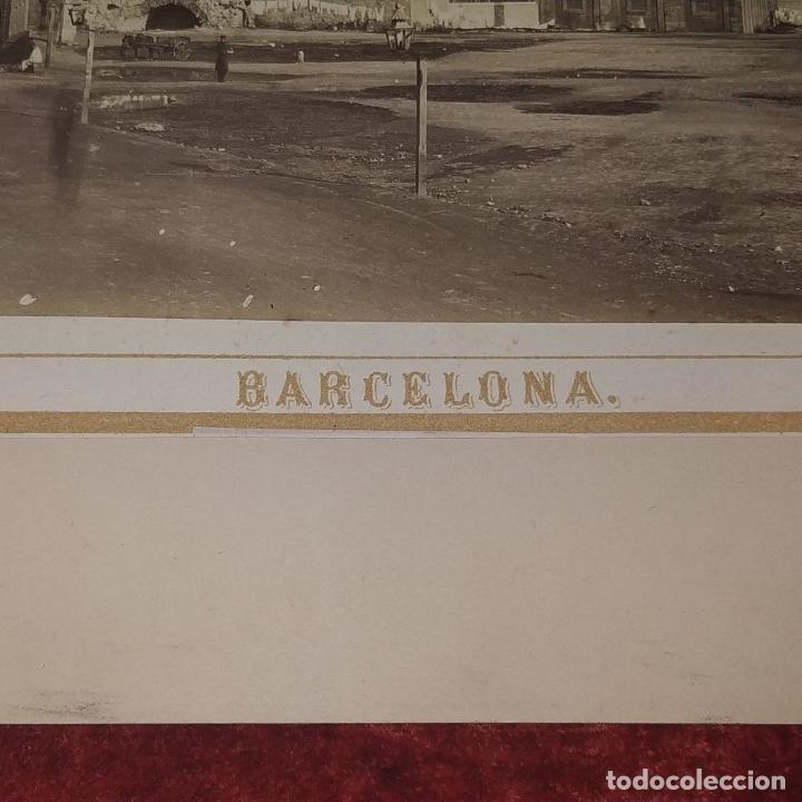 Fotografía antigua: LA CIUDADELA DE BARCELONA. FOTOGRAFÍA. VIVES Y MARTÍ. ESPAÑA. SIGLO XIX - Foto 5 - 181740367