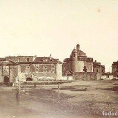 Fotografía antigua: LA CIUDADELA DE BARCELONA. FOTOGRAFÍA. VIVES Y MARTÍ. ESPAÑA. SIGLO XIX. Lote 181740367