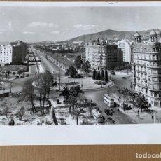 Fotografía antigua: FOTO ARCHIVO MAS PLAZA CALVO SOTELO DIAGONAL E-0170 FOTO REUSS. Lote 182165525