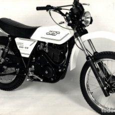 Fotografia antica: MTV YAK 410-6V +-20CM X 13CM MOTO MOTOCROSS MOTORCYCLE DOUGLAS J JACKSON ARCHIVE OF MOTORCYCLES. Lote 182866013