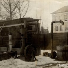 Fotografía antigua: USA 20*15CM FONDS VICTOR FORBIN 1864-1947. Lote 182937736