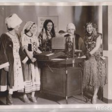 Fotografía antigua: BRITISH INDUSTRIES FAIR AT OLYMPIA BRITISH DUPLICATING MACHINE 25*20CM FONDS VICTOR FORBIN 1864-194. Lote 182998451