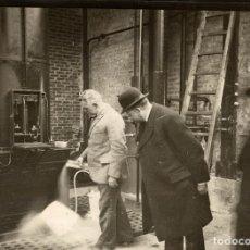 Fotografía antigua: +- 21*15CMFONDS VICTOR FORBIN (1864-1947). Lote 183035927