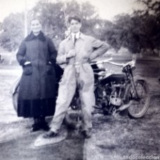 Fotografía antigua: CELULOIDE NEGATIVO MADRID 1930. Lote 183046172