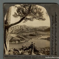 Fotografía antigua: JAPAN JAPON ONOMICHI AND A CHARMING BIT OF THE FAR FAMED INLAND SEA ASIA ASIE FONDS VICTOR FORBIN. Lote 183215461